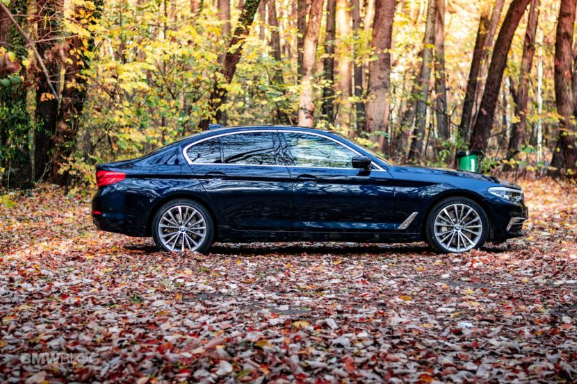 2020 bmw 530e plugin hybrid review – halfway there
