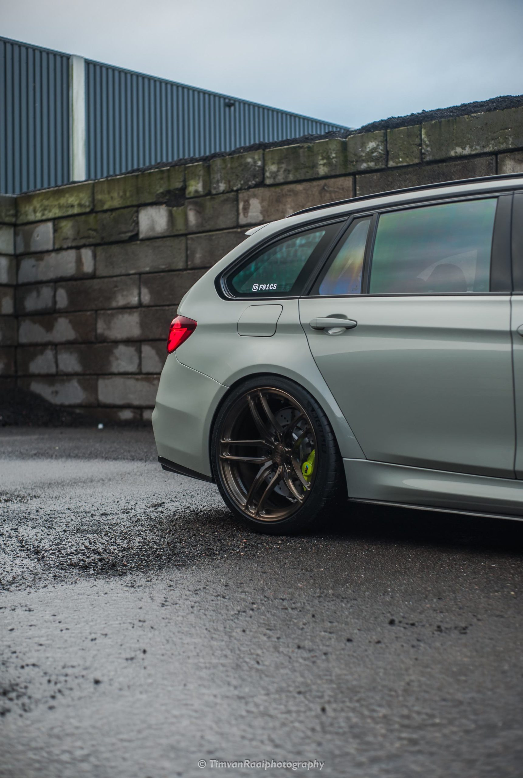 This Bmw M3 Cs Touring F81 Is The Wagon Bmw M Should Ve Built