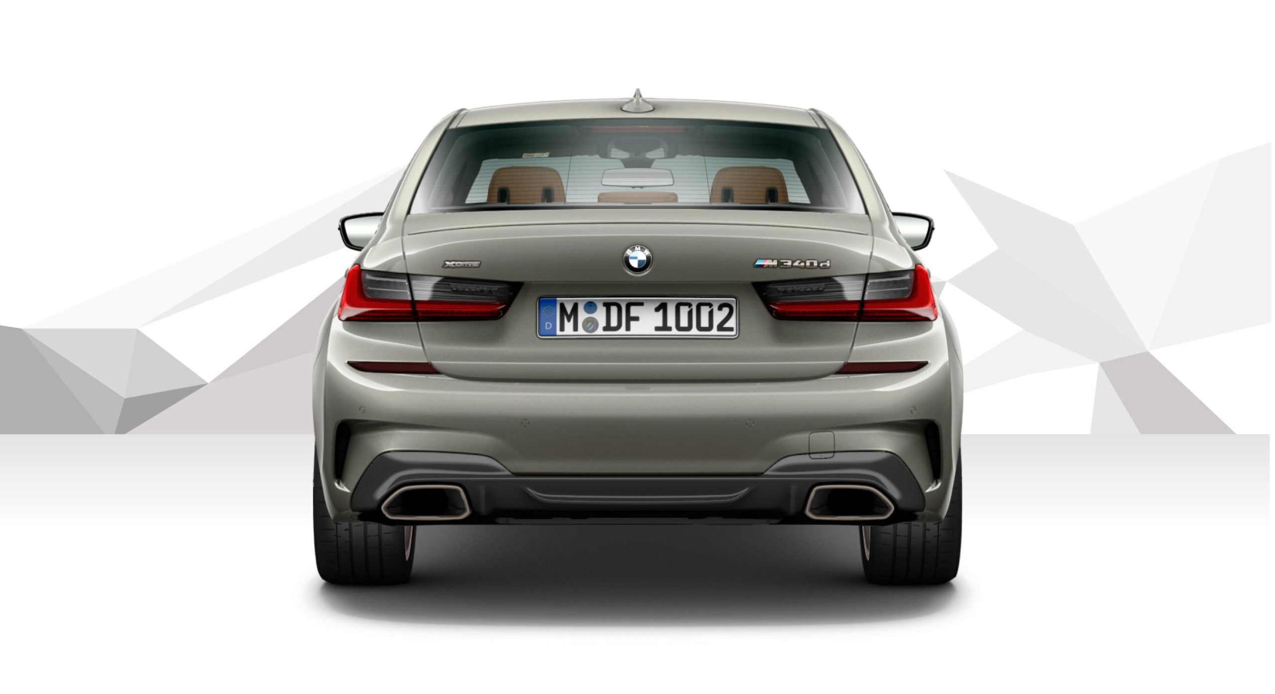 BMW M340d xDrive shows up on the Luxembourg site configurator