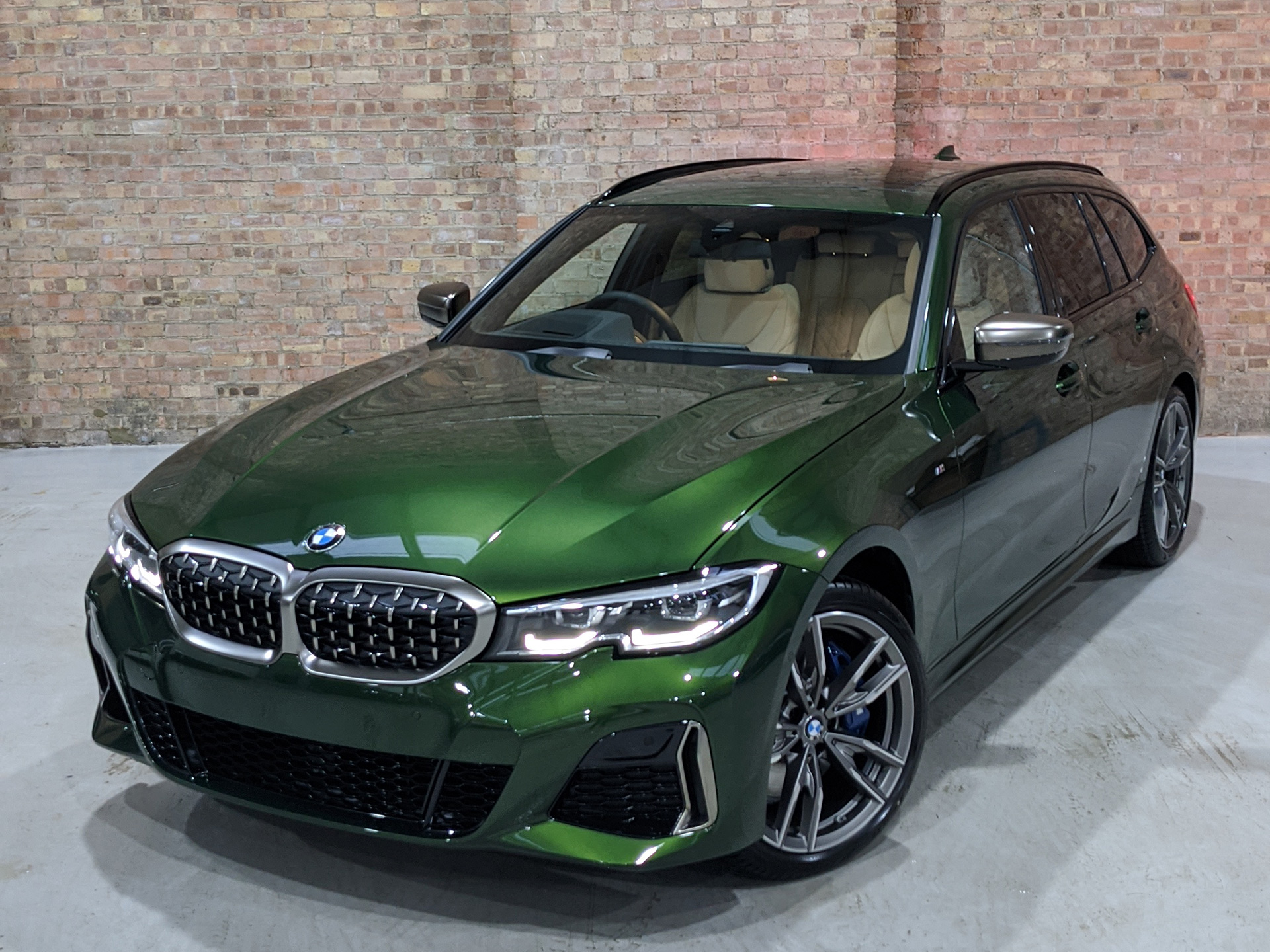 FIRST LOOK: BMW M340i Touring in Verde Ermes