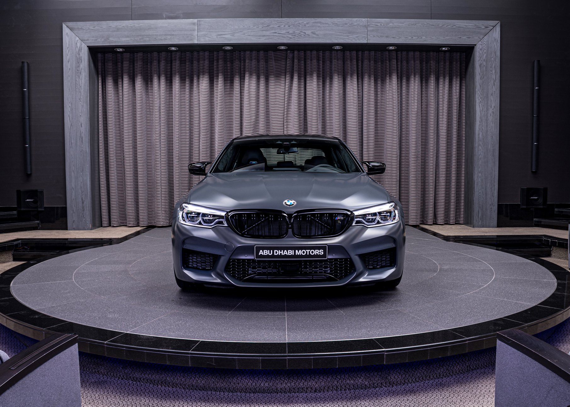 BMW M5 35 Jahre Edition in Frozen Dark Grey II 1