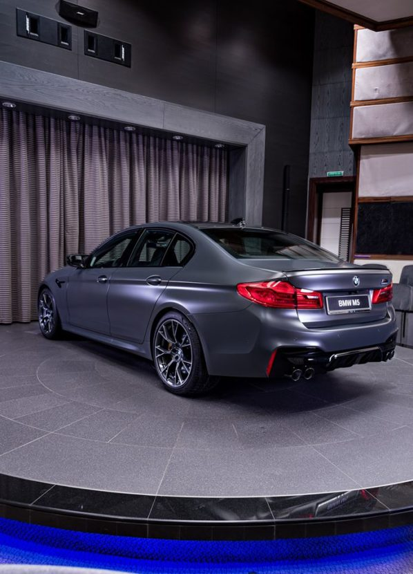 BMW M5 35 Jahre Edition in Frozen Dark Grey II 4 598x830