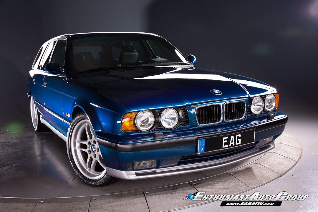 BMW M5 Touring 9
