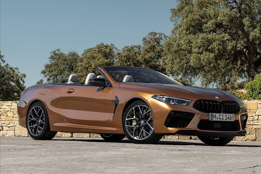 BMW M8 Competition Convertible featured in BMW Individual Zanzibar II 1 830x553