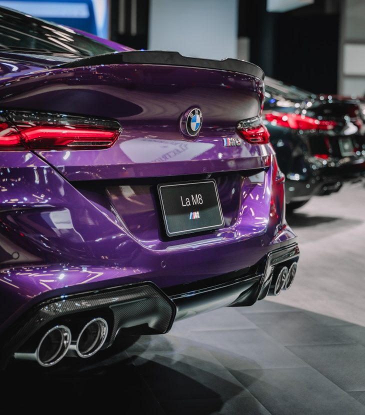 BMW M8 Twilight Purple image 730x830