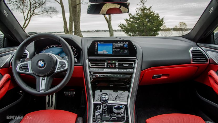 BMW M850i Gran Coupe test drive review 12 830x467