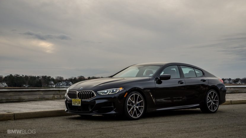BMW M850i Gran Coupe test drive review 33 830x467