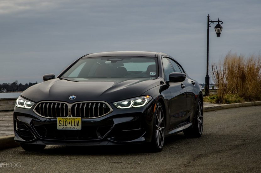 BMW M850i Gran Coupe test drive review 34 830x553