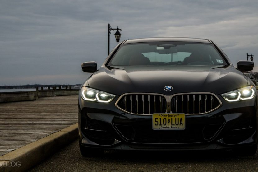 BMW M850i Gran Coupe test drive review 47 830x553