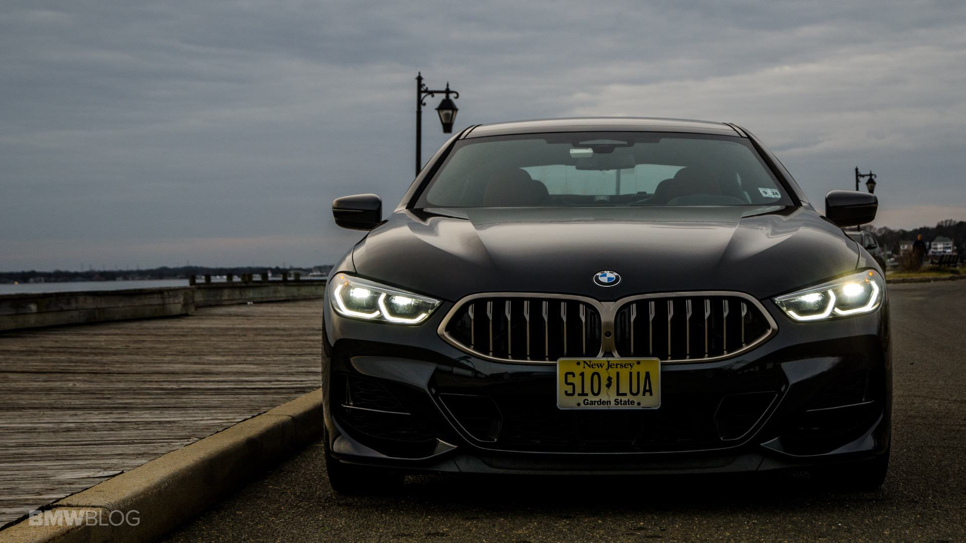 BMW M850i Gran Coupe test drive review 47