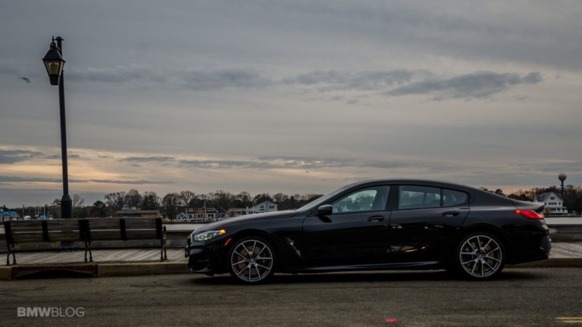 BMW M850i Gran Coupe test drive review 51 830x467