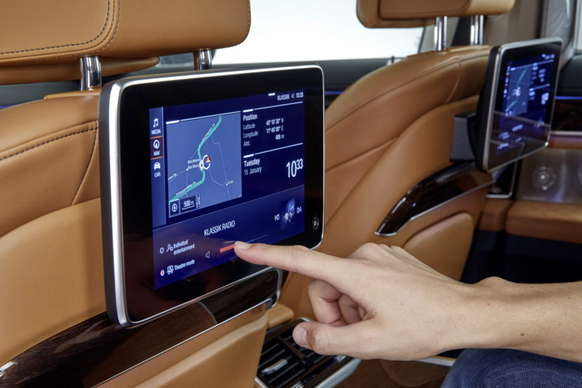 BMW Rear Seat Entertainment 2 830x553