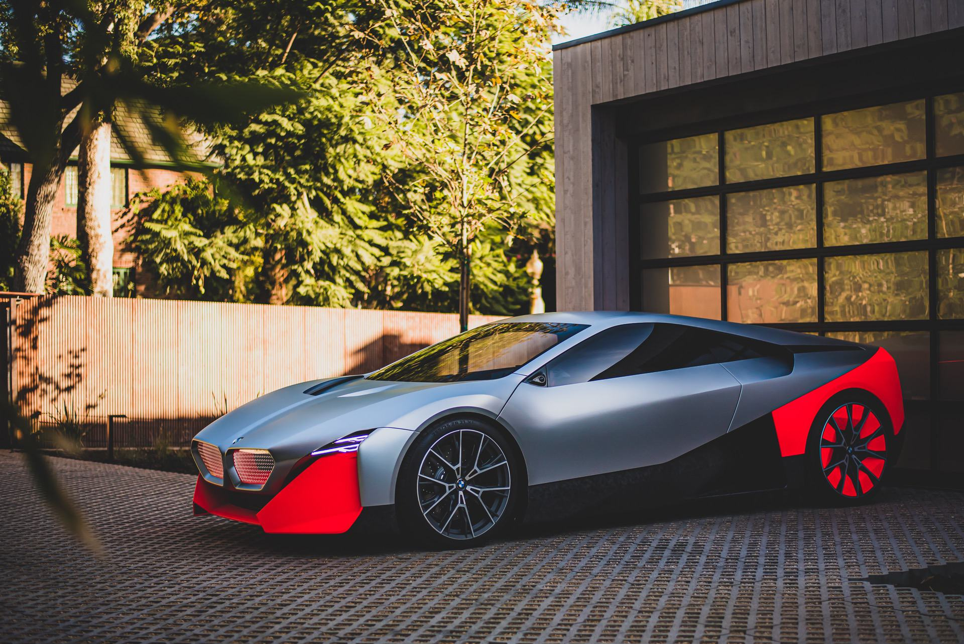 Inext M Next Supercar And X8 Are The Pillars Of Bmw S Overhaul