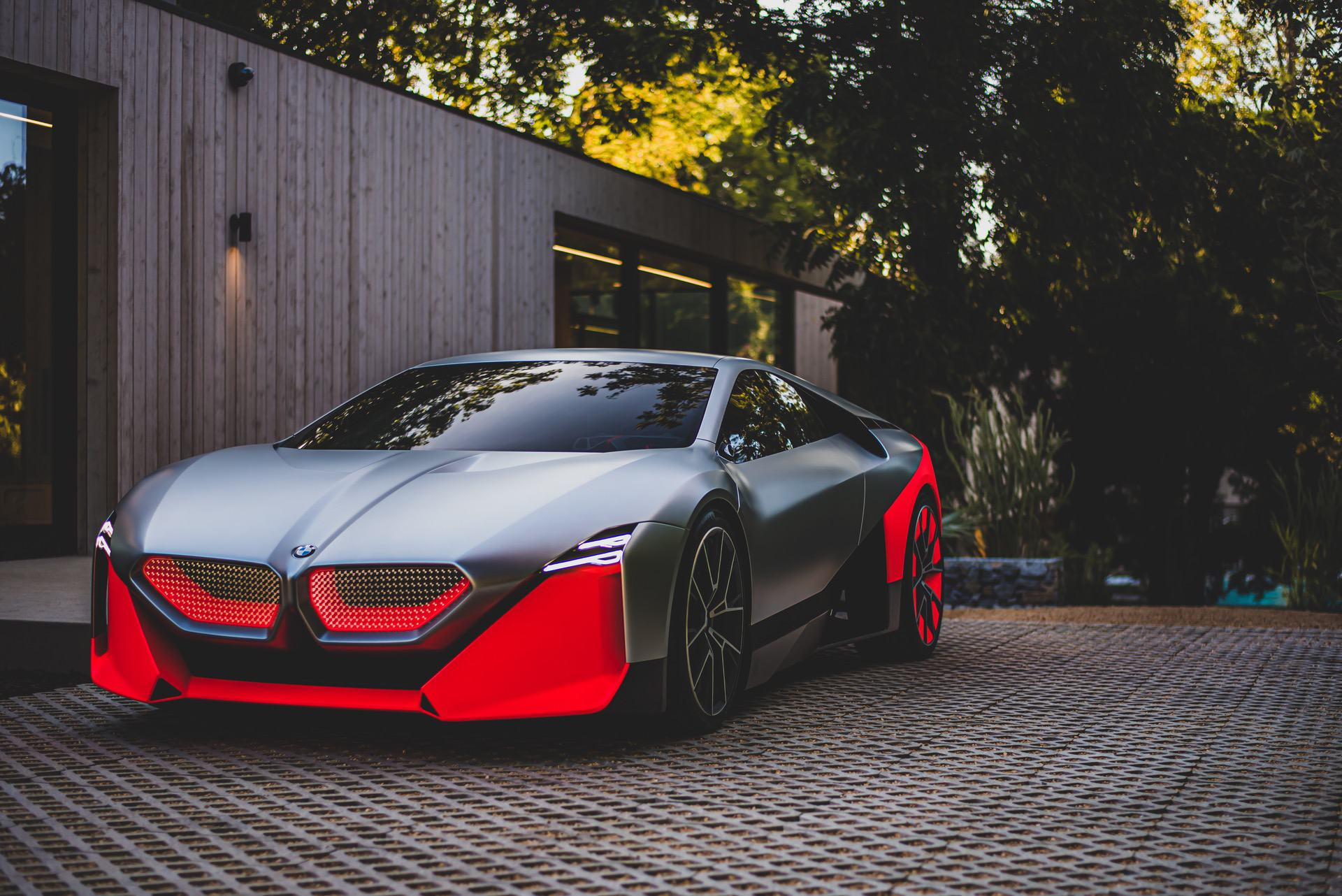 BMW Vision M Next – The Ultimate Photo Gallery