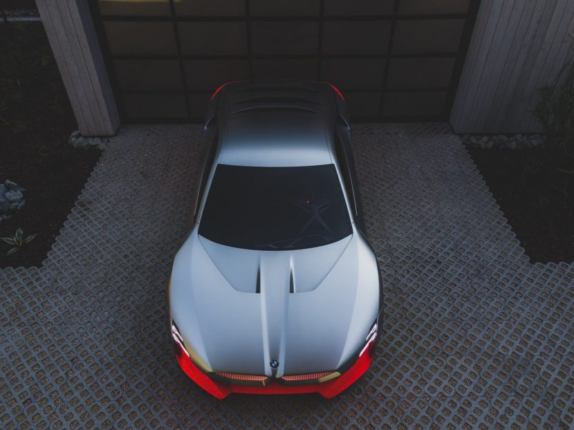 BMW Vision M Next wallpapers 36 830x622