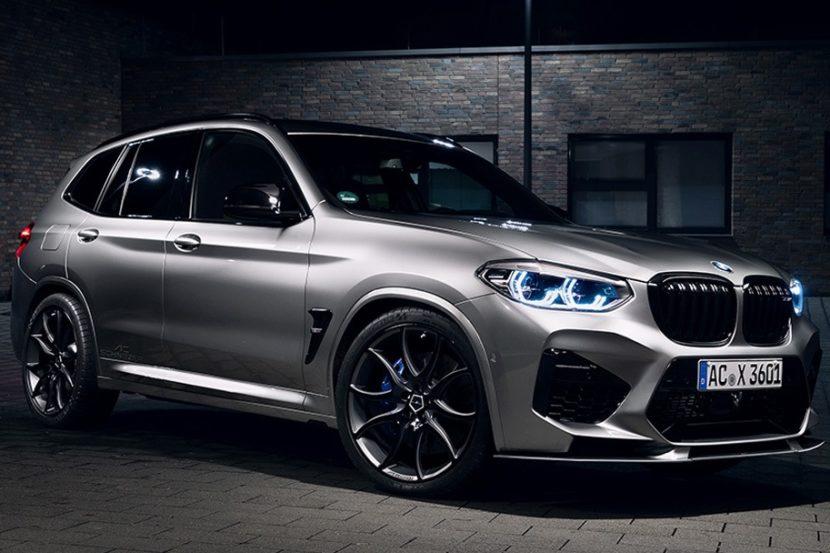 BMW X3 M AC Schnitzer 2 830x553