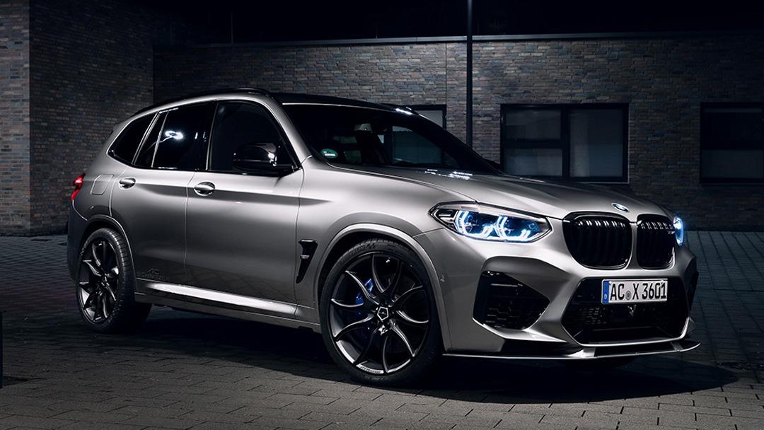 BMW X3 M AC Schnitzer 2