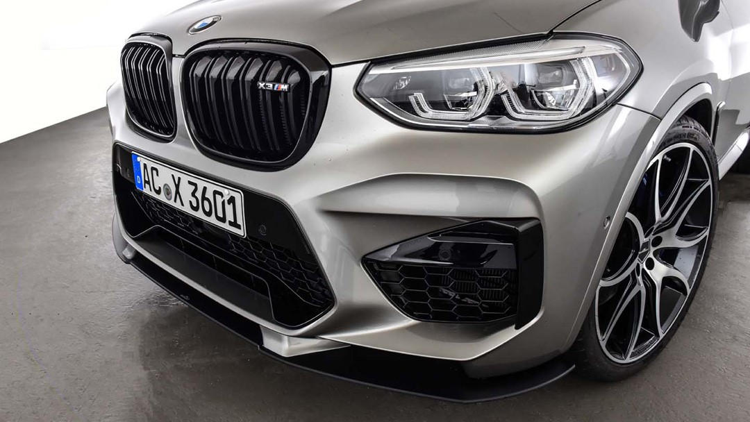 Ac Schnitzer Launches 600 Hp Bmw X3 M And A New Tuning Kit