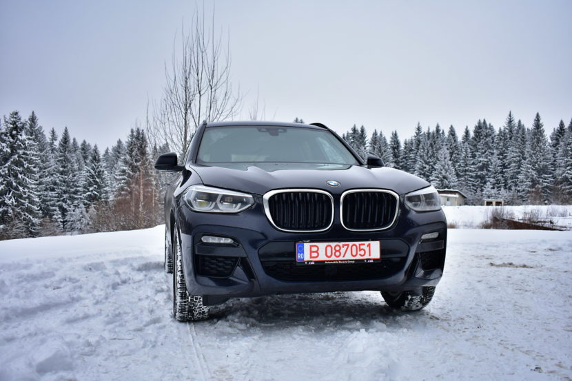 BMW X3 xDrive20d M Sport G01 Review 10 830x553