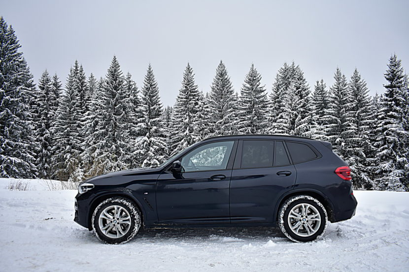 BMW X3 xDrive20d M Sport G01 Review 14 830x553