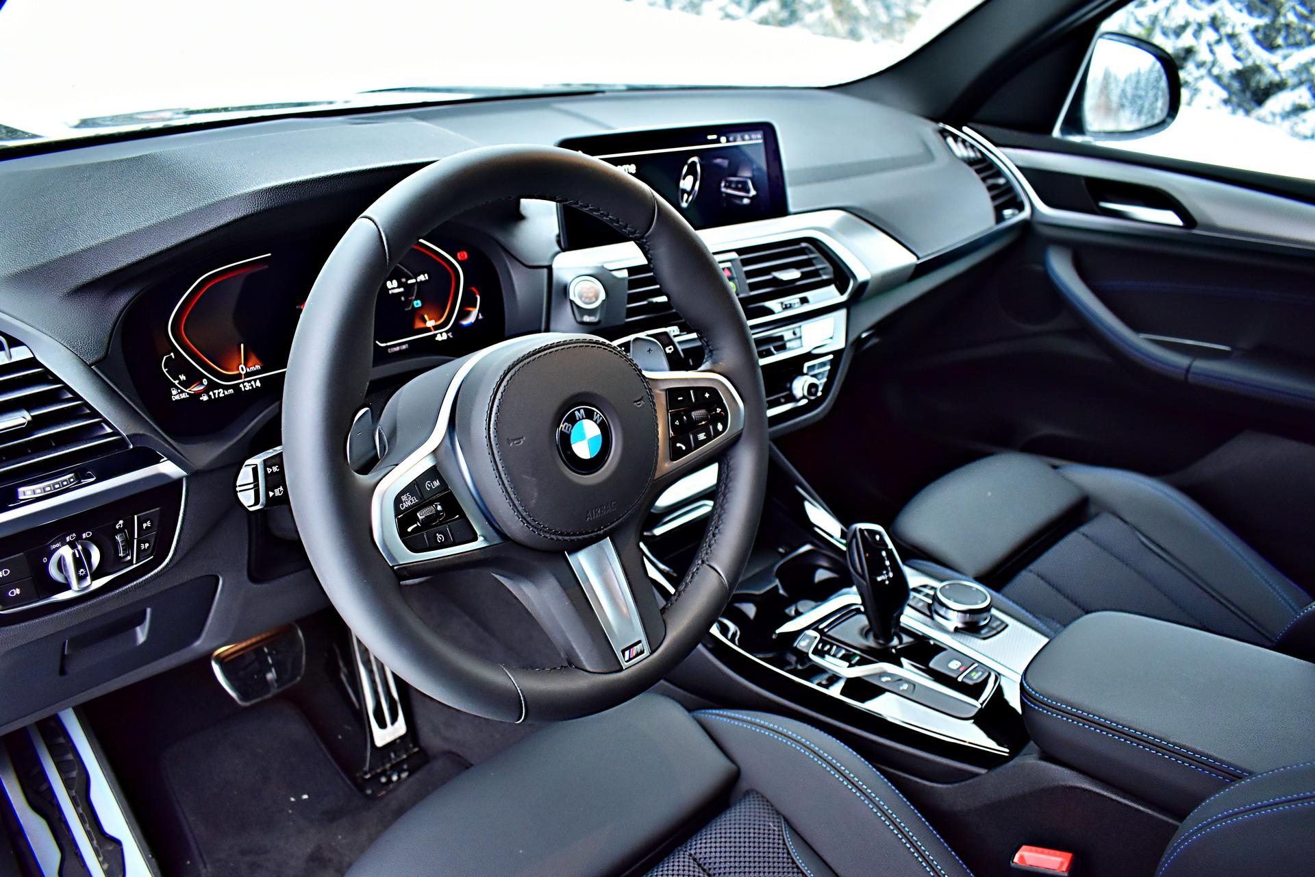 Bmw X3 Xdrive20d M Sport 2020