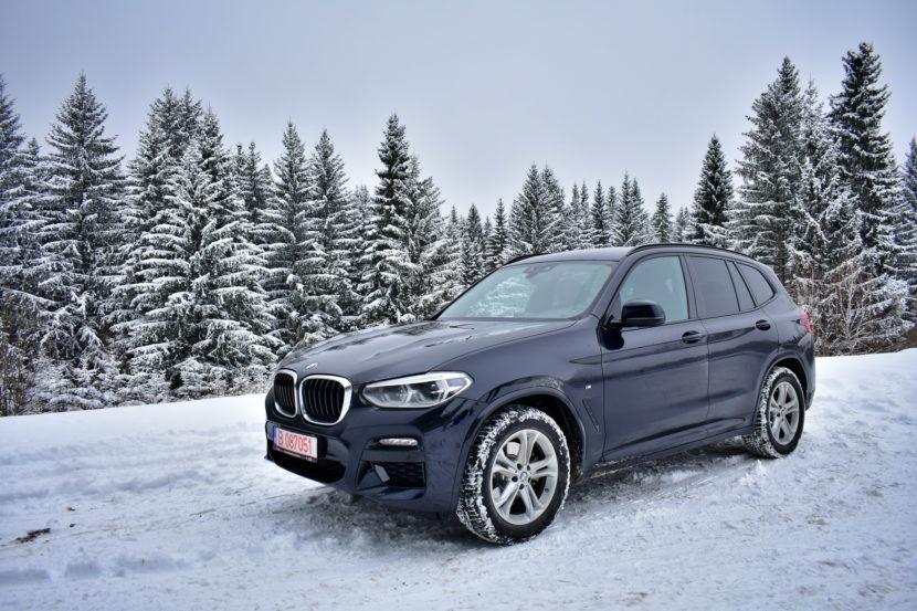BMW X3 xDrive20d M Sport G01 Review 8 830x553