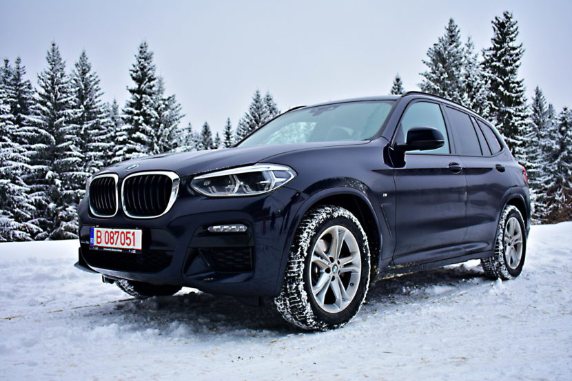 BMW X3 xDrive20d M Sport G01 Review 9 830x553