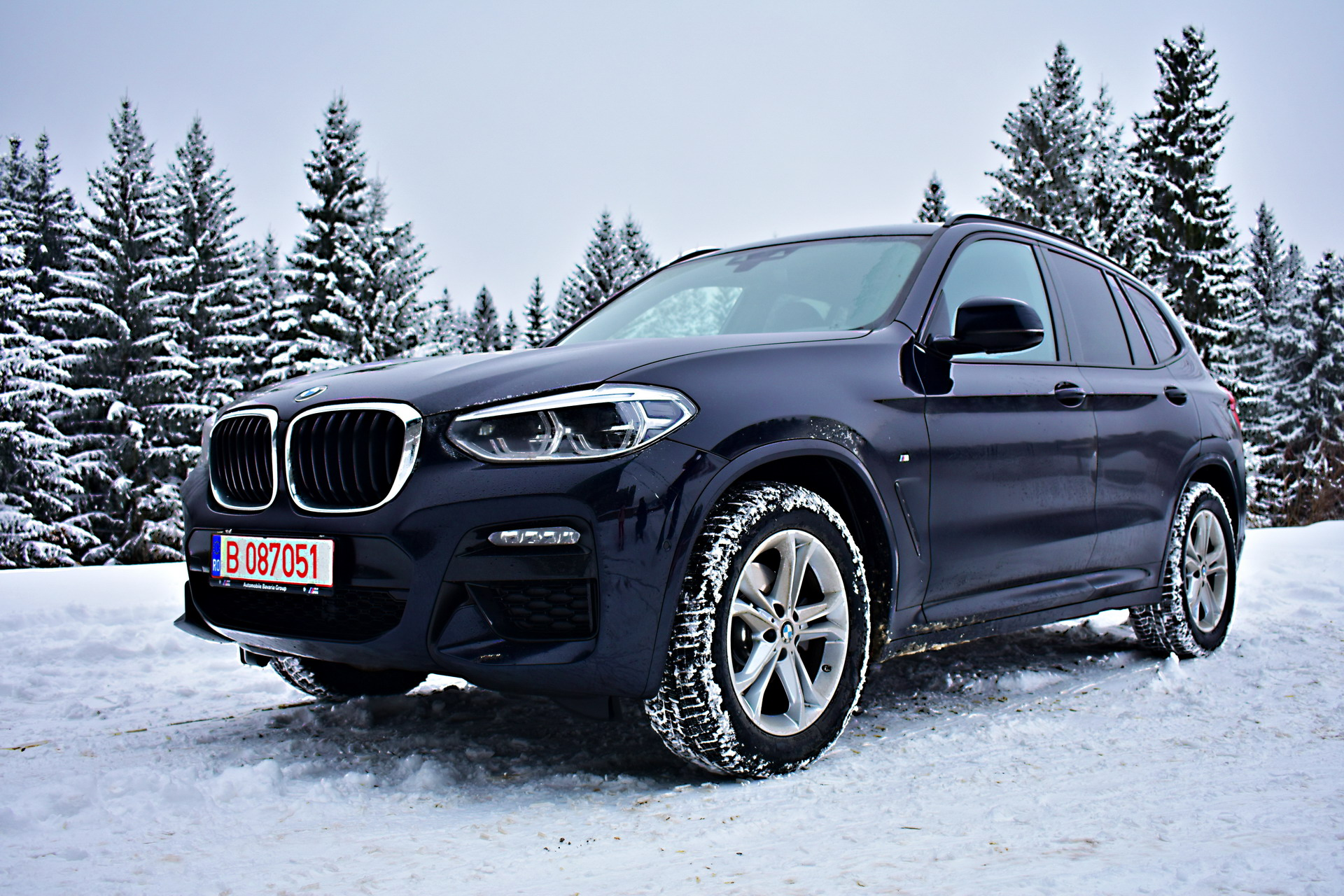BMW X3 xDrive20d M Sport G01 Review 9