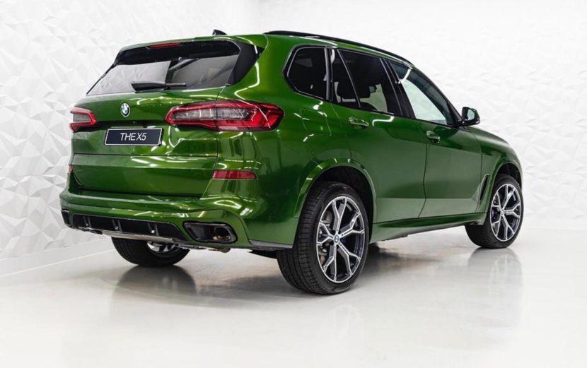 BMW X5 Verde Ermes 04 830x521