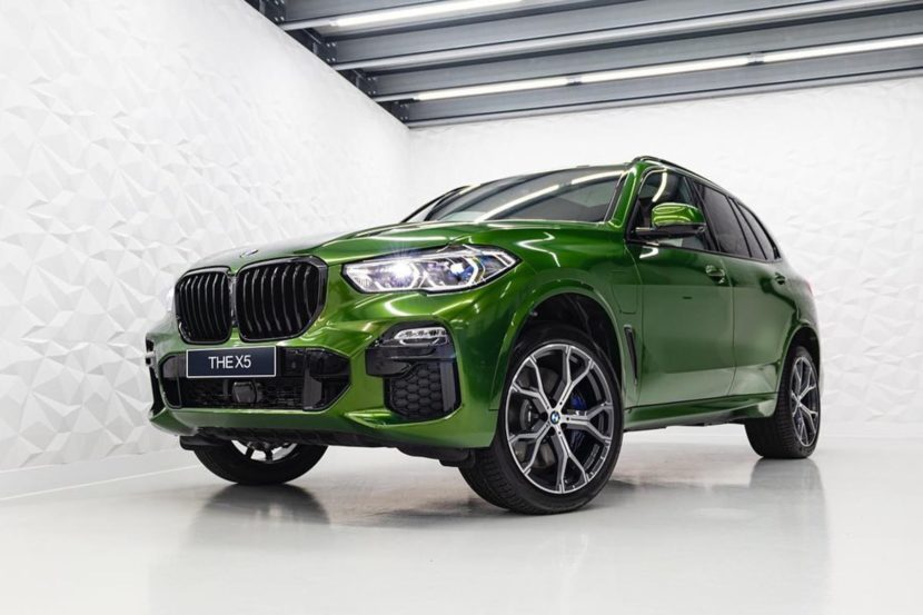 2020 Bmw X5 Individual Colors