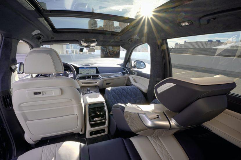 BMW X7 ZeroG Lounger 07 830x553