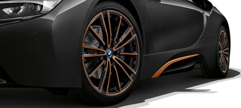 BMW i8 Ultimate Sophisto Edition I12 LCI 7 830x373