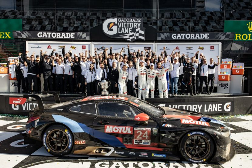 Daytona 24 BMW M8 GTE 02 830x553