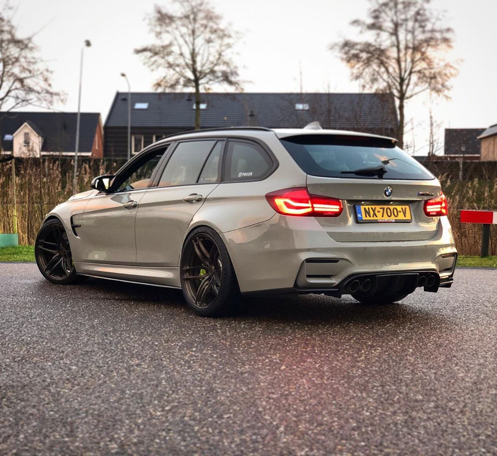 This Is The World S First Bmw M3 Cs Touring F81