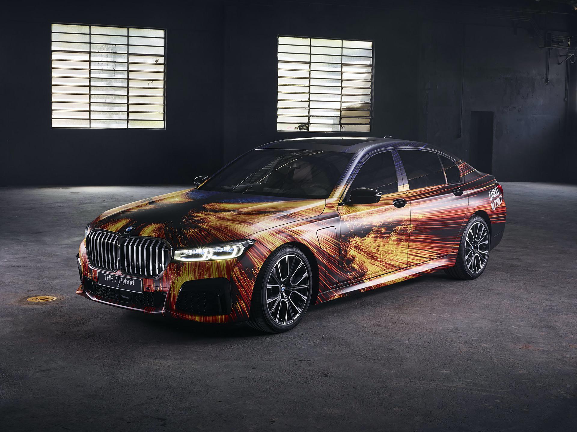 Gabriel Wickbold BMW 745Le 00