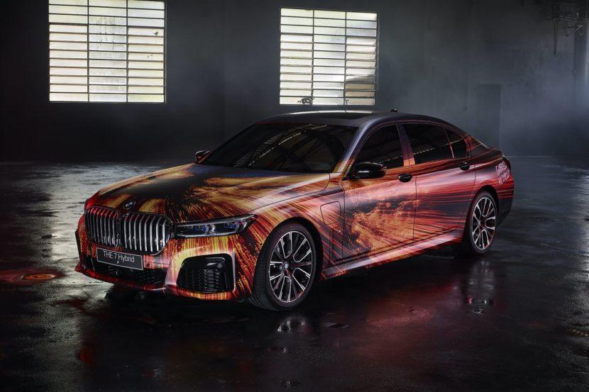 Gabriel Wickbold BMW 745Le 08 830x553