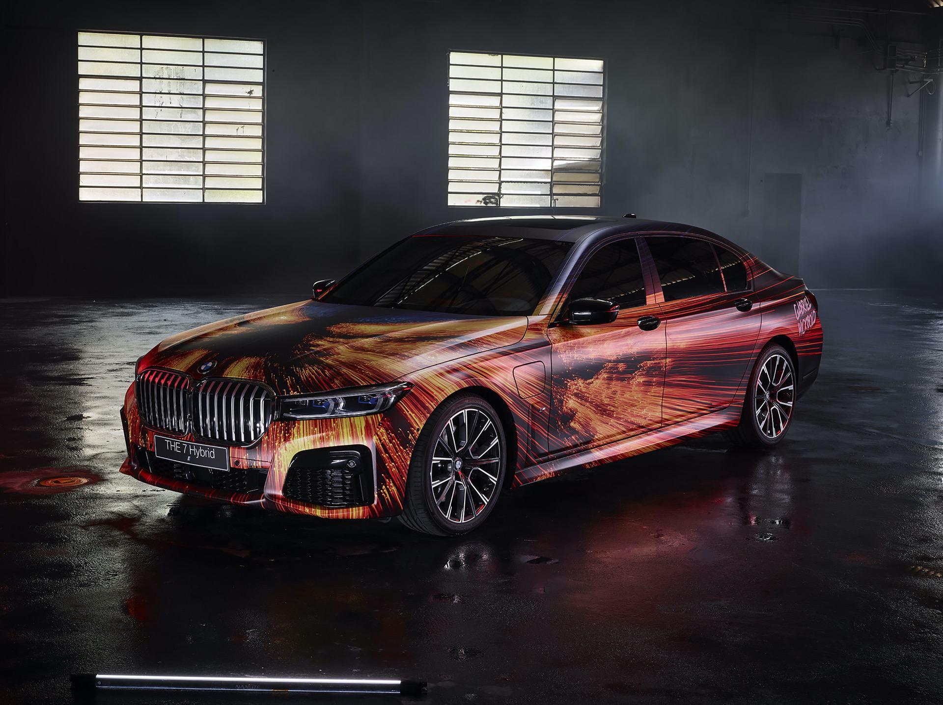 Gabriel Wickbold BMW 745Le 08