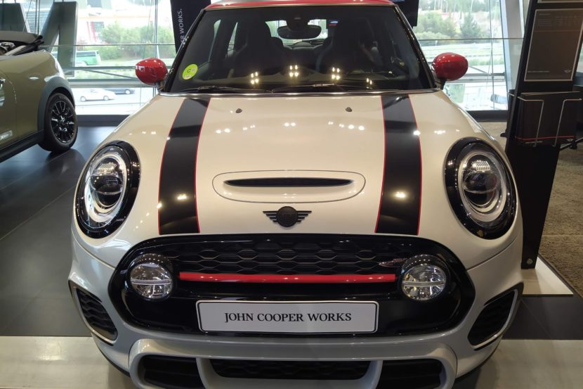 MINI JCW F56 performance parts 06 830x553