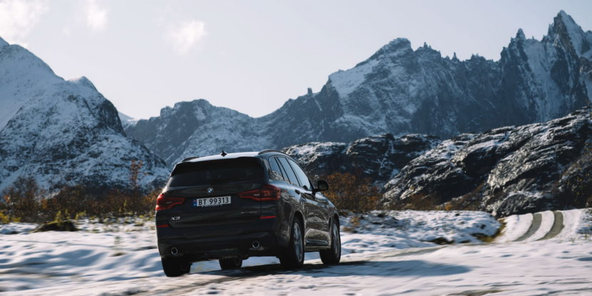 Norway Postcards with BMW X3 4 830x415