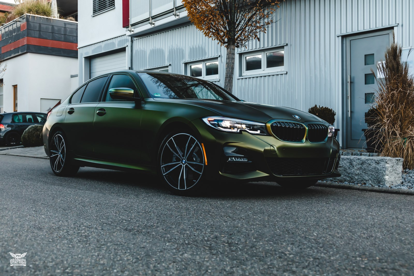 Check Out This Hope Green Wrapped G20 Bmw 3 Series