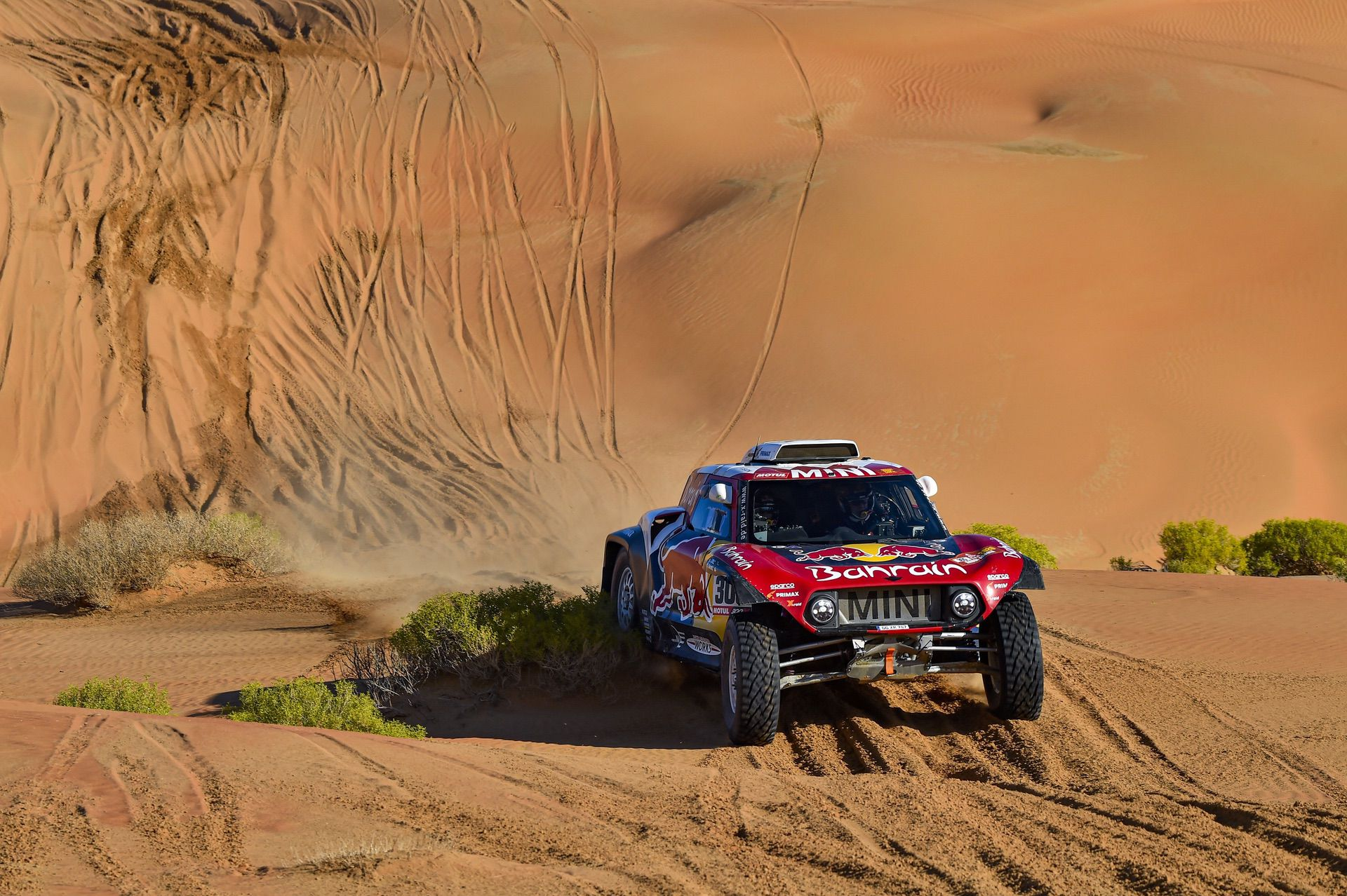 4-й этап ралли Дакар 2021 года стал самым спорным, MINI по-прежнему лидирует
