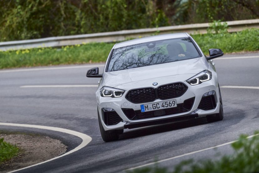 2020 BMW M235i xDrive Gran Coupe 24 830x553