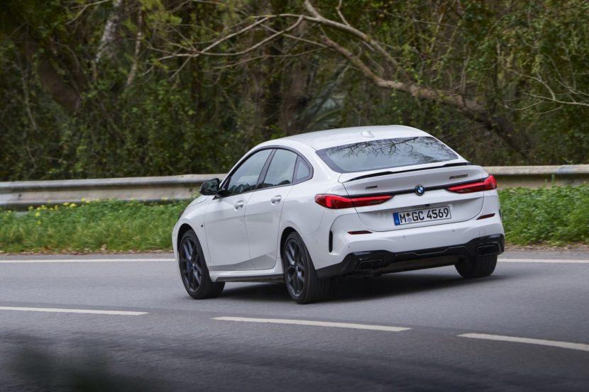 2020 BMW M235i xDrive Gran Coupe 27 830x553