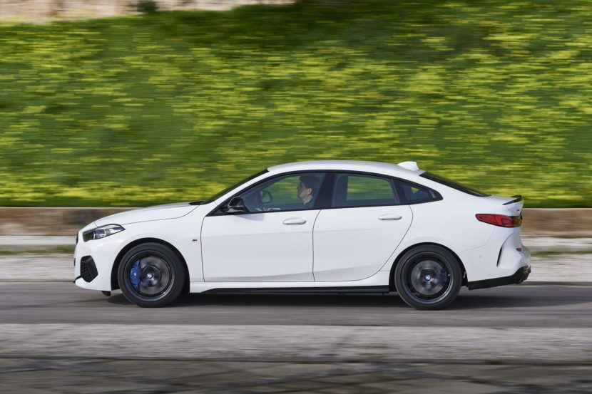 2020 BMW M235i xDrive Gran Coupe 30 830x553