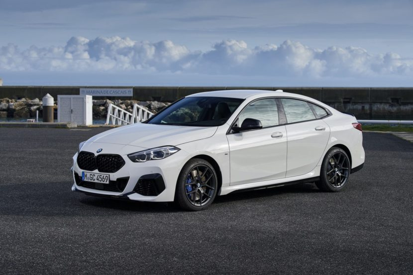 2020 BMW M235i xDrive Gran Coupe 46 830x553