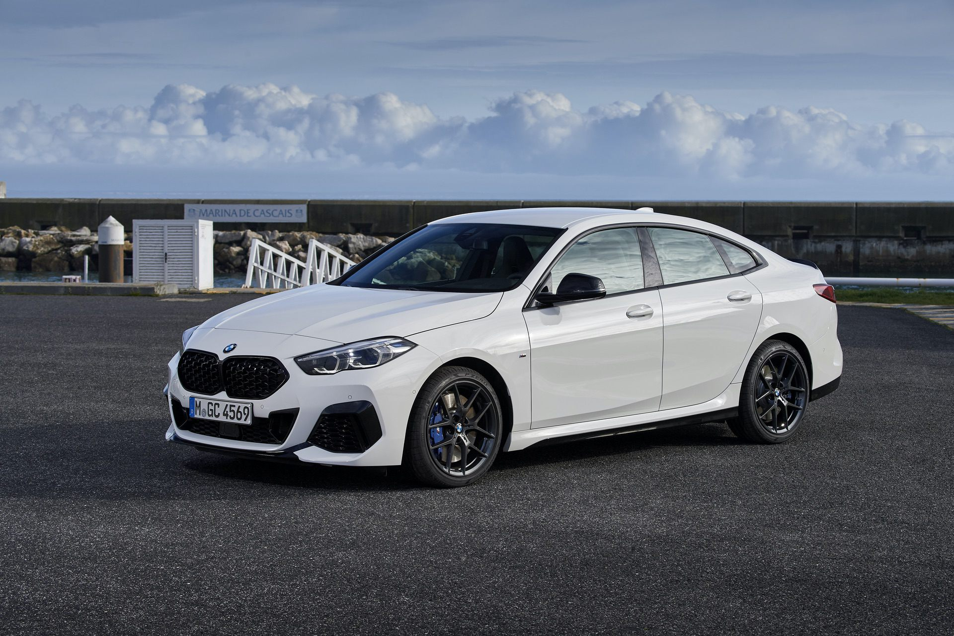 2020 BMW M235i xDrive Gran Coupe 46