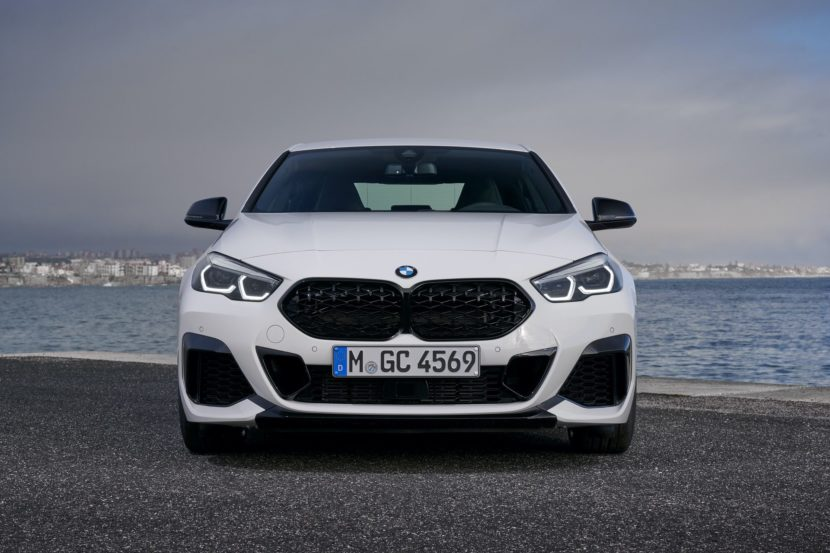 2020 BMW M235i xDrive Gran Coupe 50 830x553