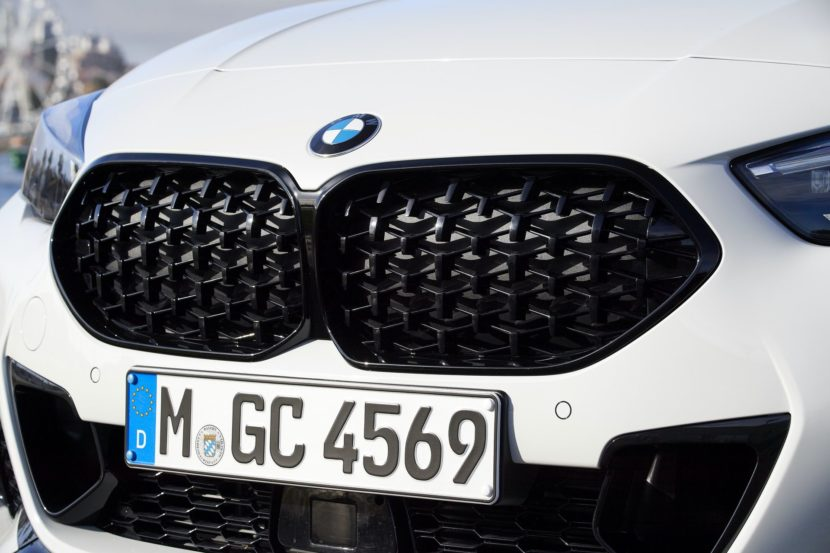 2020 BMW M235i xDrive Gran Coupe 52 830x553