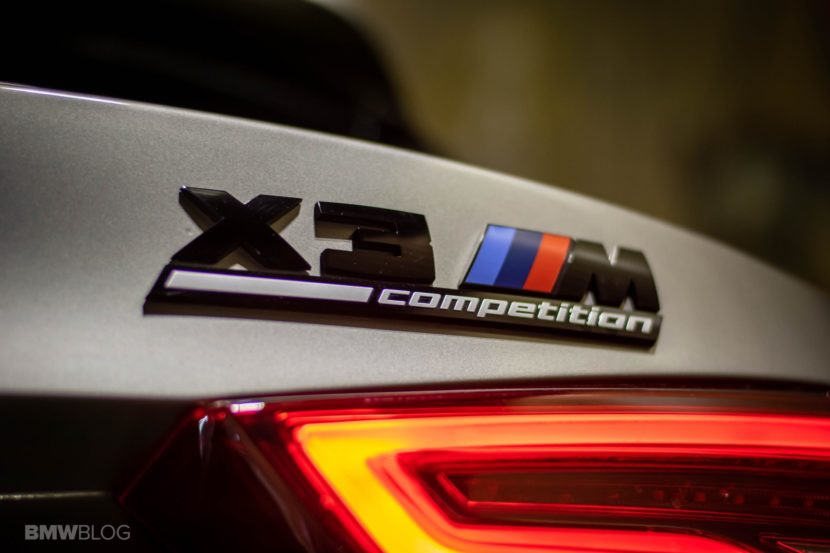 2020 BMW X3M Competition review test drive 60 830x553