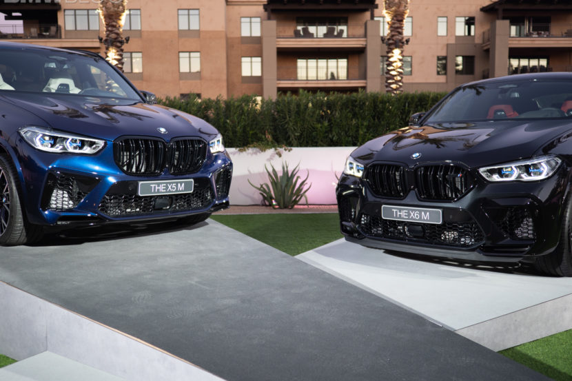 2020 BMW X5M Competition Tanzanite Blue 26 830x553